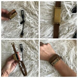 Fitbit flex and Tory Burch band