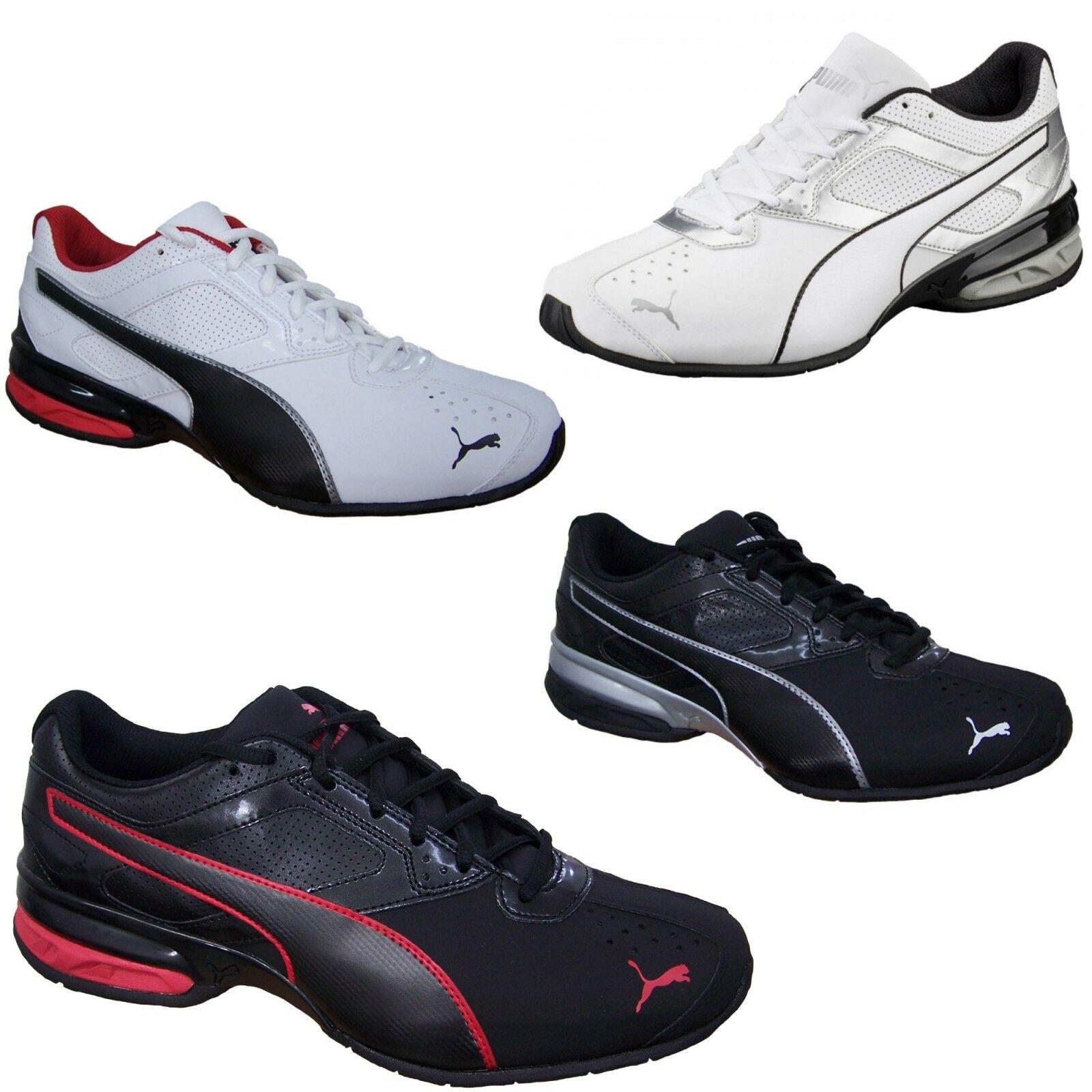 Puma Tazon 6 FM Herren Sneaker Viz Laufschuhe Sportschuhe Schuhe Herrenschuhe