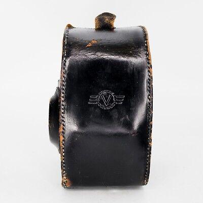 Hasselblad 500 C/M Vintage Leather Case - Black Leather