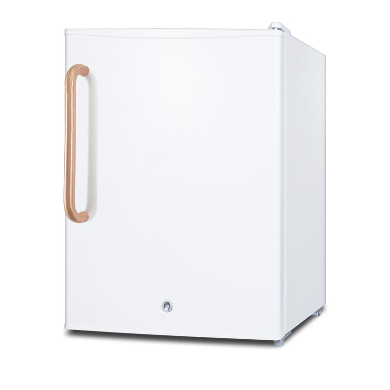 Accucold FS30LTBC One Solid Door Medical Compact All-Freezer, 1.8 cu. ft.
