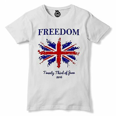 Freedom Independence Day Britain Brexit Eu Leave Shirt 23Rd June Tshirt  233