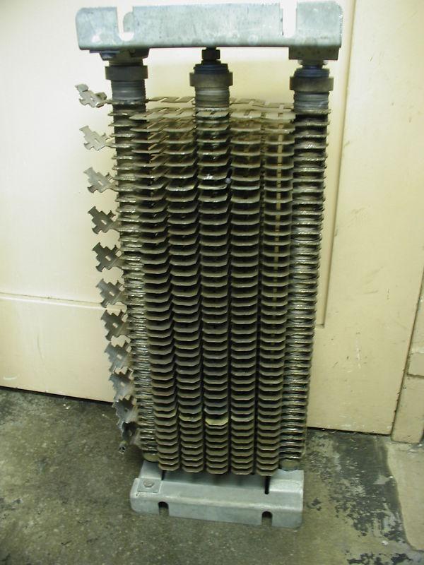 Cutler Hammer Plate Resistor 1101H65B Used -see details