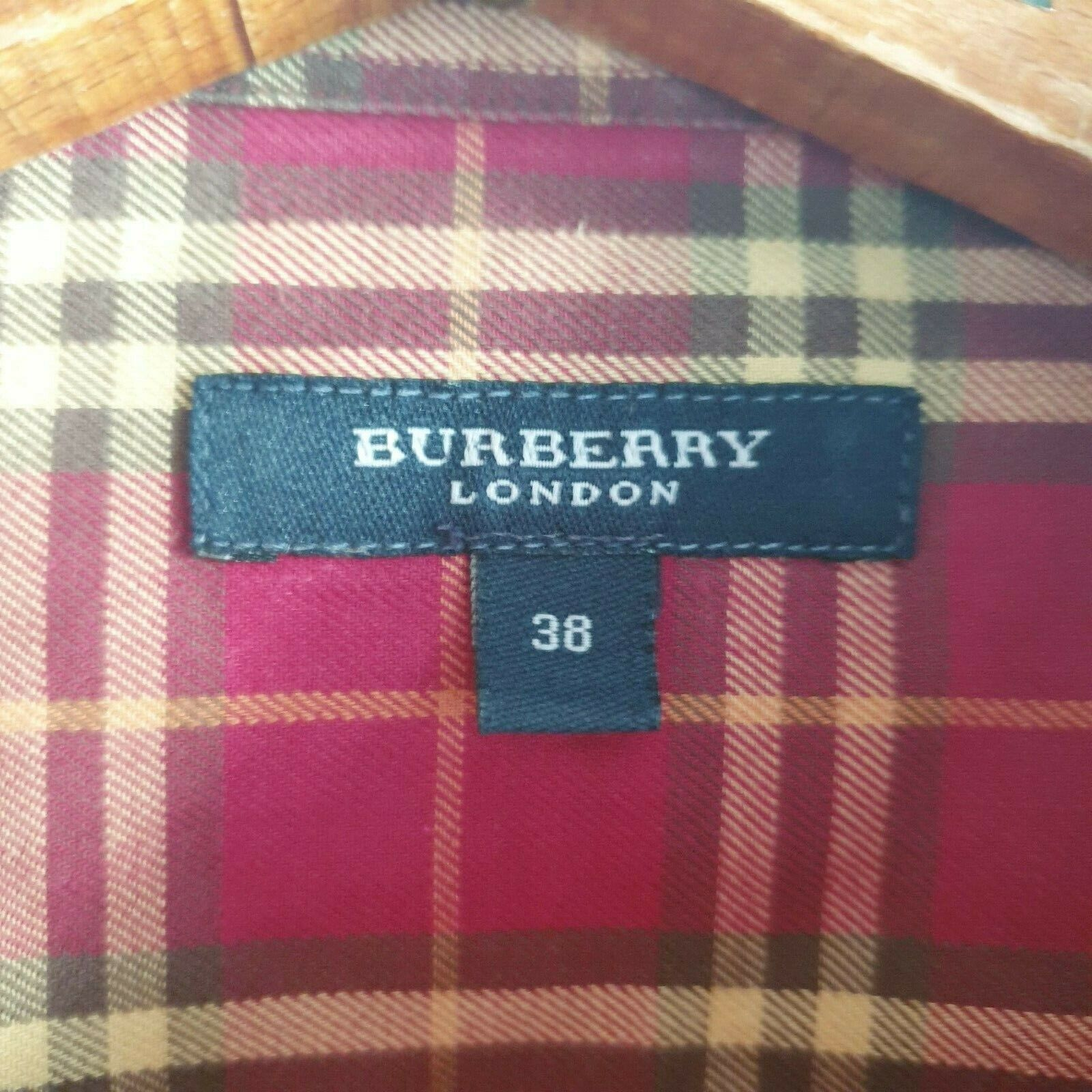 Chemise burberry femme / comme neuve / 38