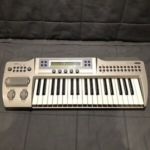 Korg Prophecy solo  synthesizer