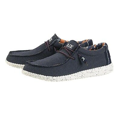 Hey Dude Shoes | Mens Wally Sox UK 7/8/9/10/11/12 | 100% GENUINE | Free Delivery