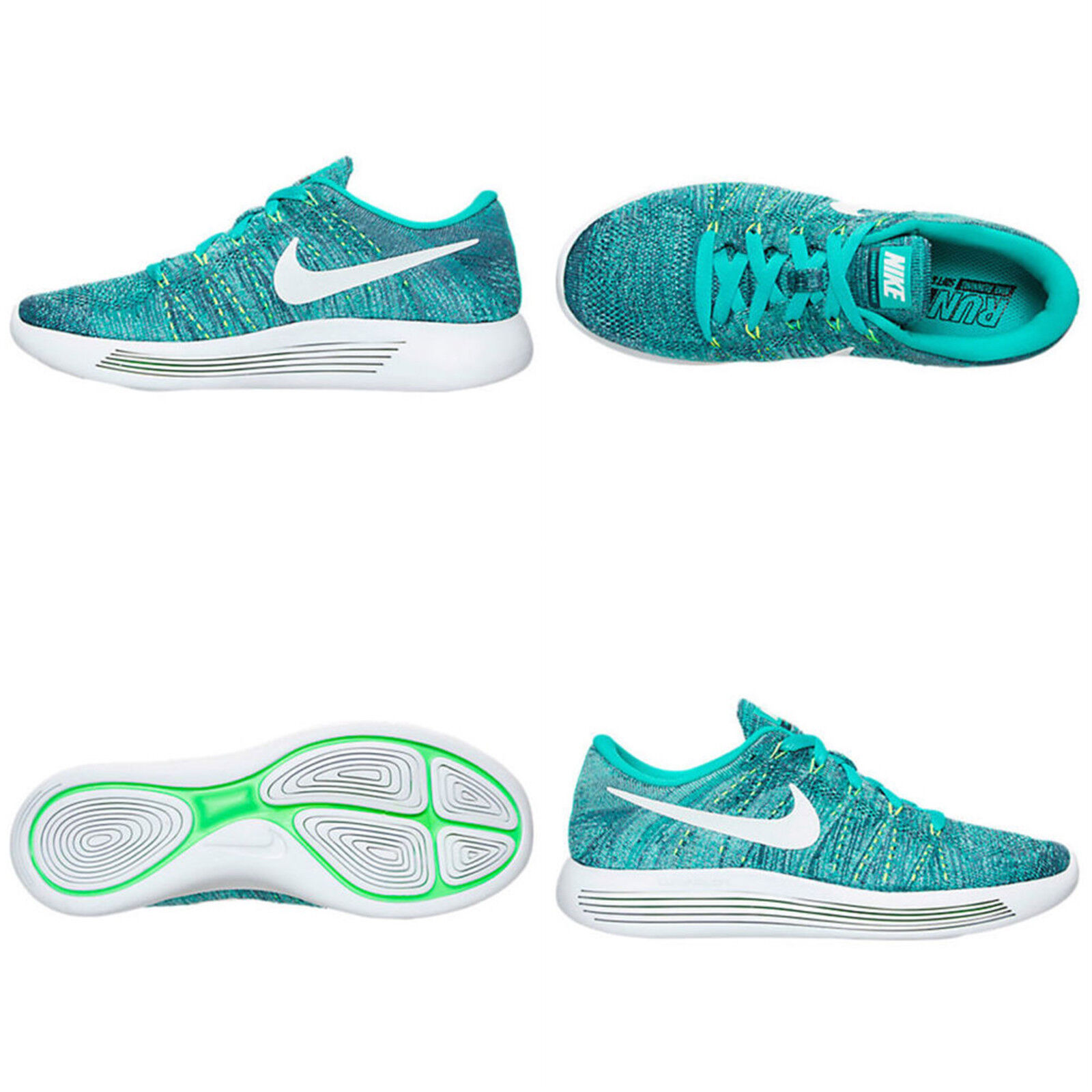 Women's NIKE LUNAREPIC LOW FLYKNIT ,RUNNING/CASUAl Shoe.NEW WITH BOX