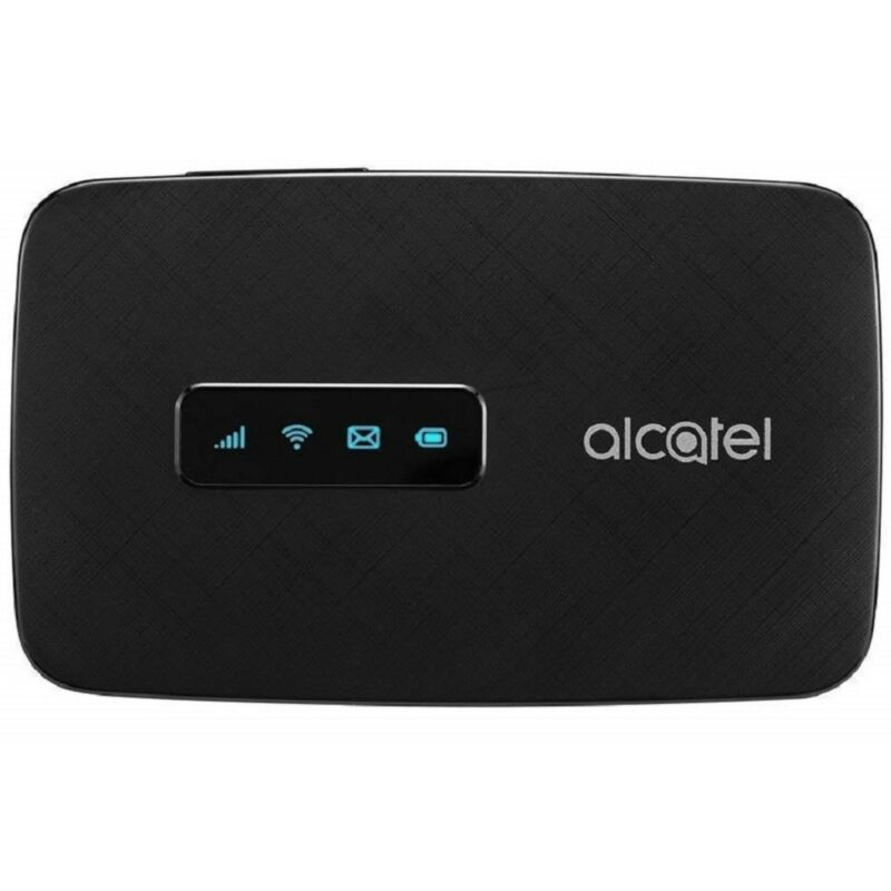 Alcatel Linkzone MW41TF GSM 4G LTE Mobile Hotspot - Black