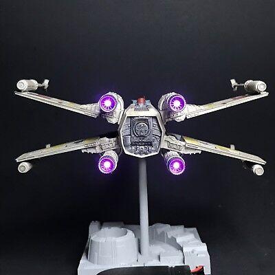 *LIGHTING KIT ONLY* for Bandai Star Wars 1/72 X-Wing Starfighter (Luke's)