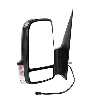 Mercedes Sprinter Van 2006-2018 Manual Short Arm Wing Door Mirror Passenger Side