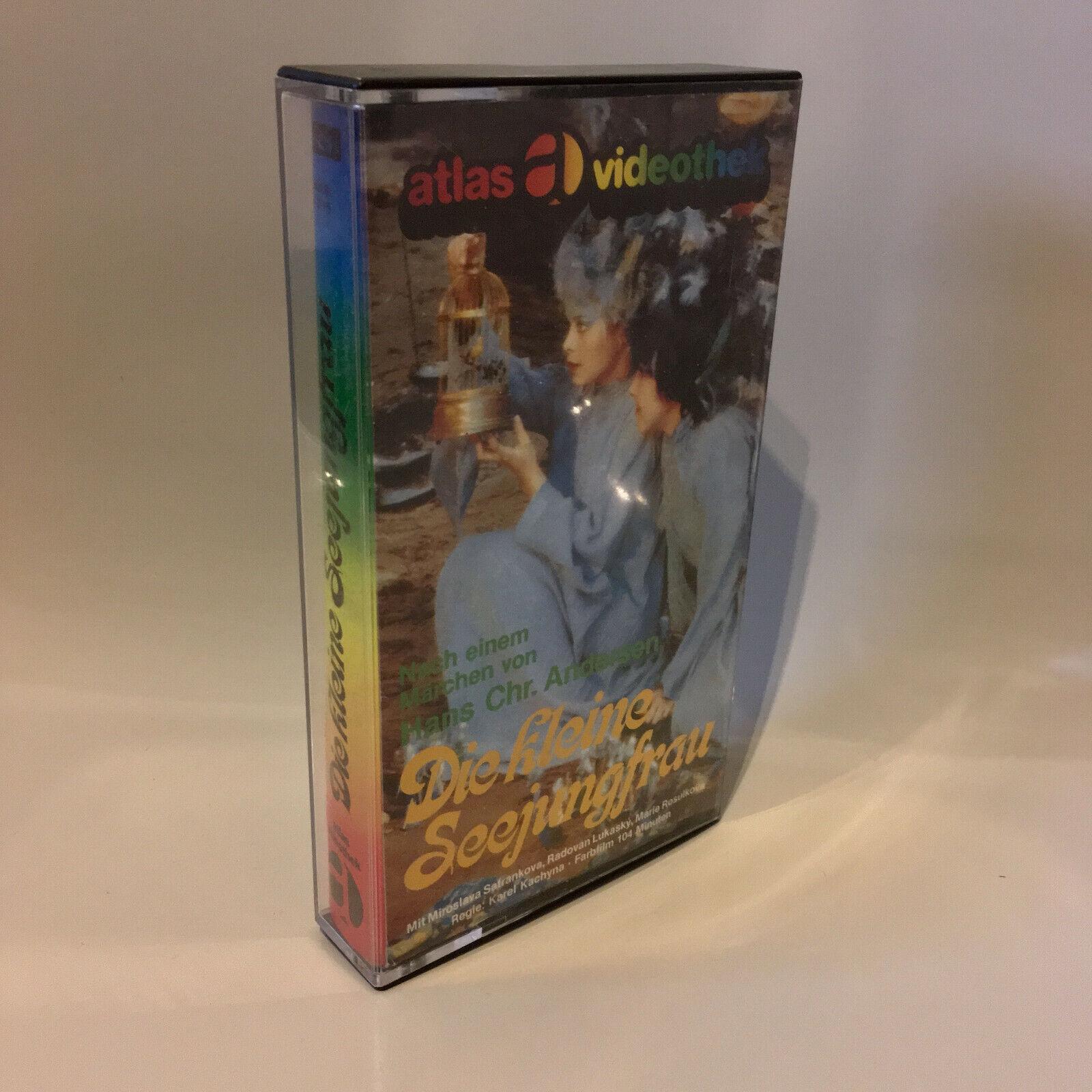 KLEINE SEEJUNGFRAU Malá morská víla (1976) German Glasbox BETAMAX OVP Sealed