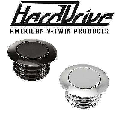Harley Davidson Harddrive Fuel Gas Cap Vented Screw In Pop Up Dyna Ultra Glide