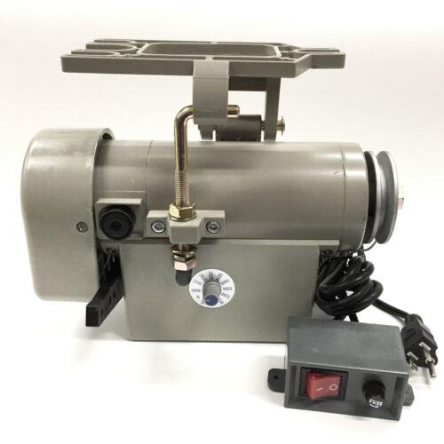 Industrial Sewing Machine Electric Servo Motor - Quiet Running, 550W, 110V