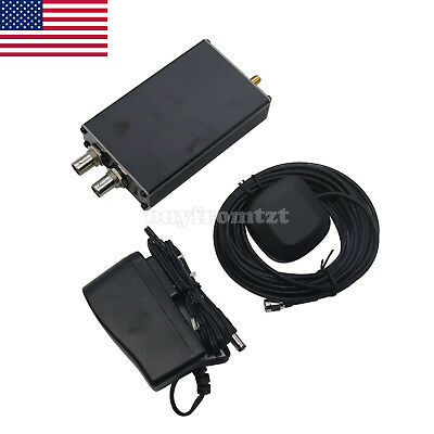 Pll-gpsdo Gps Tame Disciplined Clock Sine Wave Gps Receiver 10m 1pps Usa Sell-