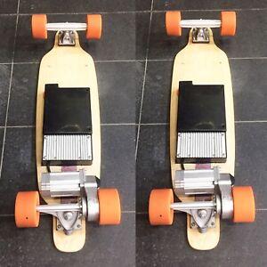 Epic Electric Skateboard Kit Turn A Longboard