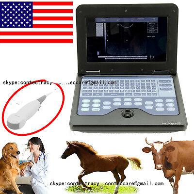 Usa Notebook Veterinary B-ultrasound Diagnostic Systemmicro Probe.animals Use