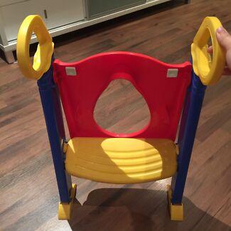 Bambino step toilet trainer