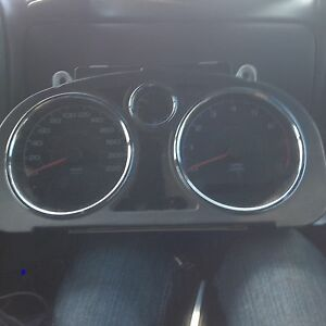 Speedometer for gm
