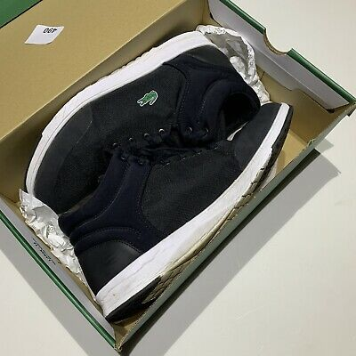 Lacoste Active Black Trainers UK10 for sale  Shipping to South Africa