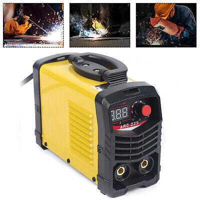225a Ac110v Mma Arc Mini Welding Machine Portable Electric Igbt Inverter Welder