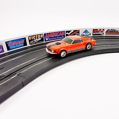 NEW AFX Slot Car Guard Rail Set - Sponsor FITS: Tomy, Model Motoring