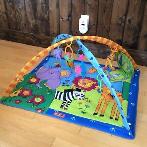 Tiny Love Super Deluxe Play Mat with Lights and Music