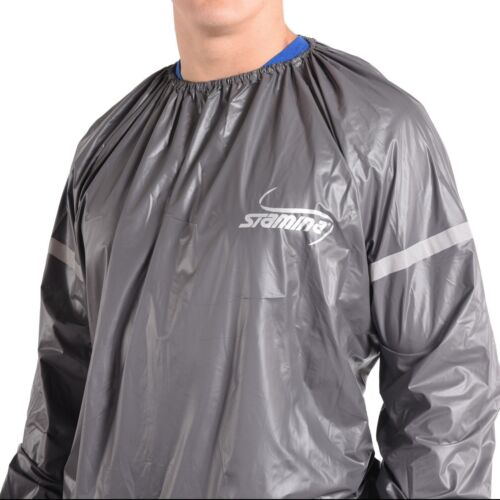 New Sauna Suit, Multiple sizes REFER TO ACTUAL SIZE CHART IN DESCRIPTION