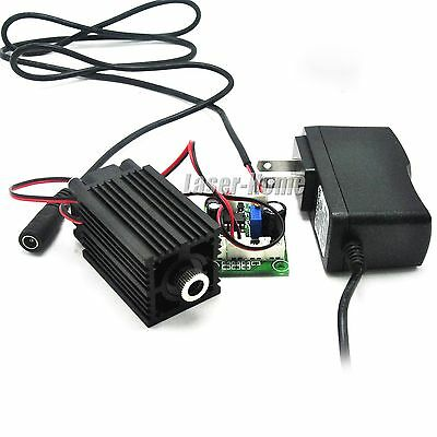 808nm 200mw Infrared Ir Focusable Dot Laser Diode Module W12v Adaptedriverttl