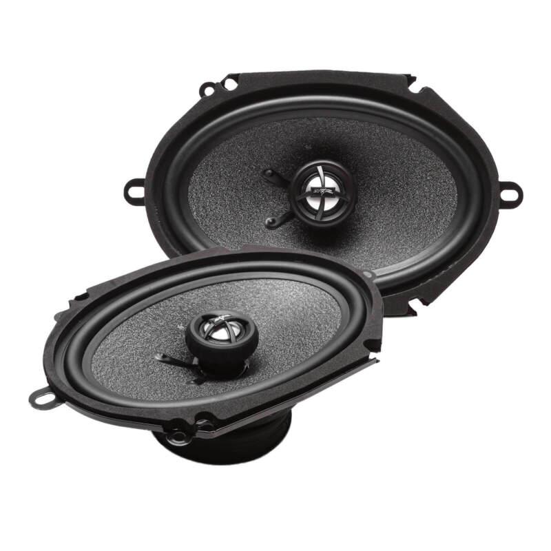 """NEW SKAR AUDIO RPX68 6"""" x 8"""" 2-WAY 210 WATT MAX CAR AUDIO COAXIAL SPEAKERS PAIR"""