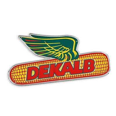 Dekalb Seed Sign Metal Vintage Corn Farmhouse 24
