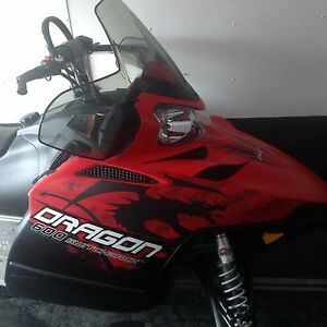 For sale 2010 switchback 600 dragon