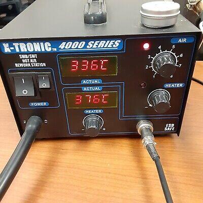 X-tronic 4000 Series Solder Station-smdsmt Hot Air Rework Station