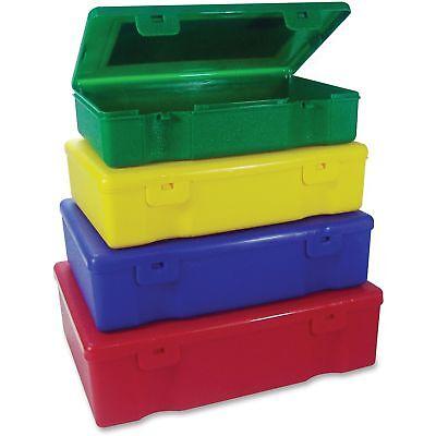 Sparco 4-in-1 Storage Box 6x9x2 24st Ast 36124
