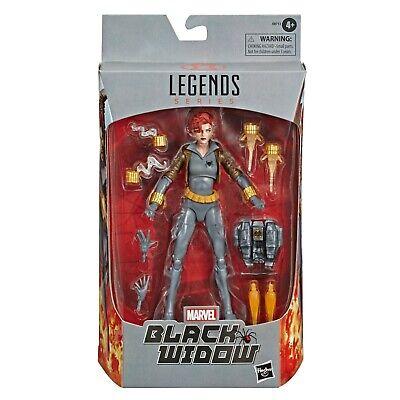 Marvel Legends Black Widow Grey Suit Action Figure Walmart Exclusive
