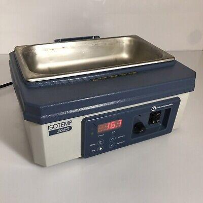 Fisher Scientific Isotemp 202s Shallow 2liter Water Bath 100c