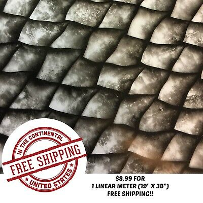 Hydrographic Water Transfer Hydro Dip Film Hydro Dipping Film Dragon Scales 1m