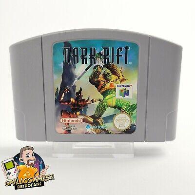 "Nintendo 64 Spiel "" Dark Rift "" N64 / N 64 | Modul | PAL EUR"