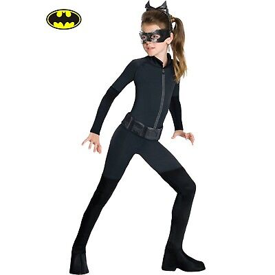Catwoman Child Batman The Dark Knight Rises Costume by Rubies - Baby Catwoman Costume
