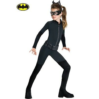 Catwoman Child Batman The Dark Knight Rises Costume by Rubies - Child's Catwoman Costume