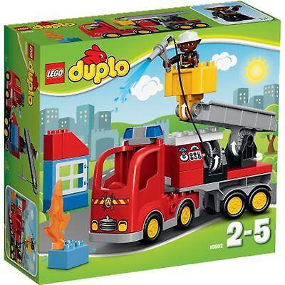 Lego DUPLO Löschfahrzeug, Konstruktionsspielzeug