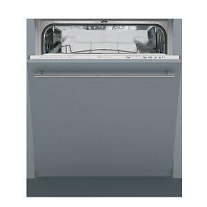 Bauknecht Gsxs 5104a1 Vollintegrierter Geschirrspuler Silber