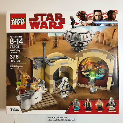 LEGO Star Wars 75205 Mos Eisley Cantina New Sealed