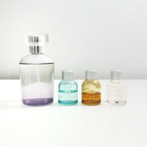Body shop perfumes