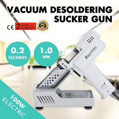 Vevor S-993a Electric Vacuum Desoldering Pump Solder Sucker Gun 110v 100w