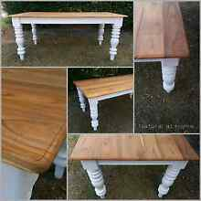 Stunning Rosewood dining table french farmhouse furniture Griffin Pine Rivers Area Preview