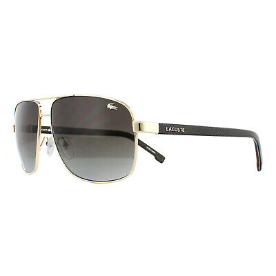 Lacoste Sunglasses L162S 714 Gold Brown Gradient