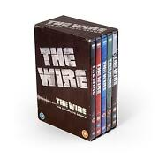 The Wire Complete Box Set