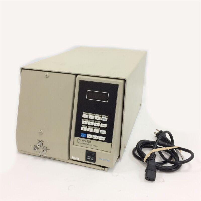 Waters M410 Differential Refractometer + Digital Display Multi-Functional Keypad