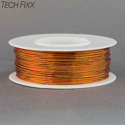 Magnet Wire 26 Gauge Awg Enameled Copper 315 Feet Coil Winding And Crafts 200c