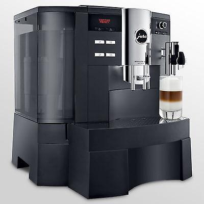 Jura Capresso Xs90 One Touch Automatic Coffee Center - Professional Machine