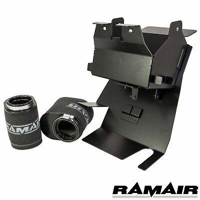 RAMAIR TRIUMPH BONNEVILLE  THRUXTON AIR BOX REMOVAL KIT WITH FOAM POD